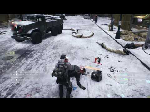 nysergio85 Cheating in The Division (PC) - 05/14/2016 @ 8:32PM EDT