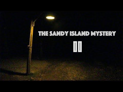 Mystery of sandy island