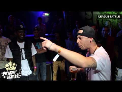 EZG vs Jimmy G PunchOutBattles