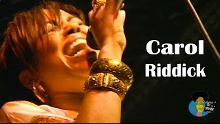 Carol Riddick - I Dont Wanna (Live In Philly)