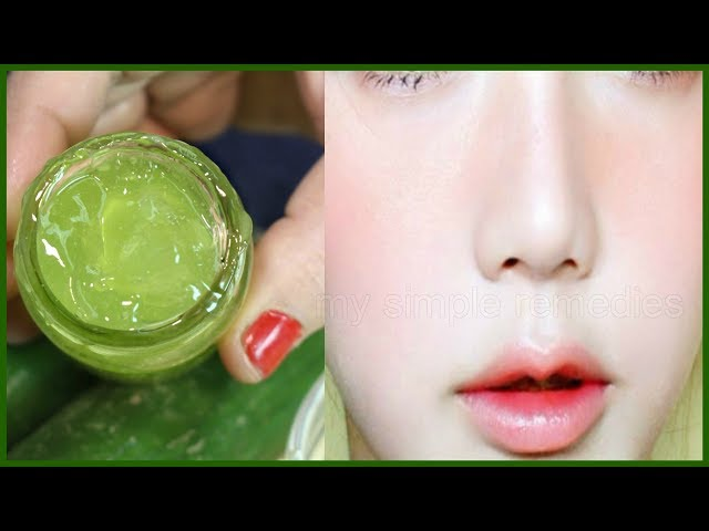 Apply This Anti-Aging Gel To Look Younger & Stop The Clock On Your Skin-Anti -Aging Home Remedy