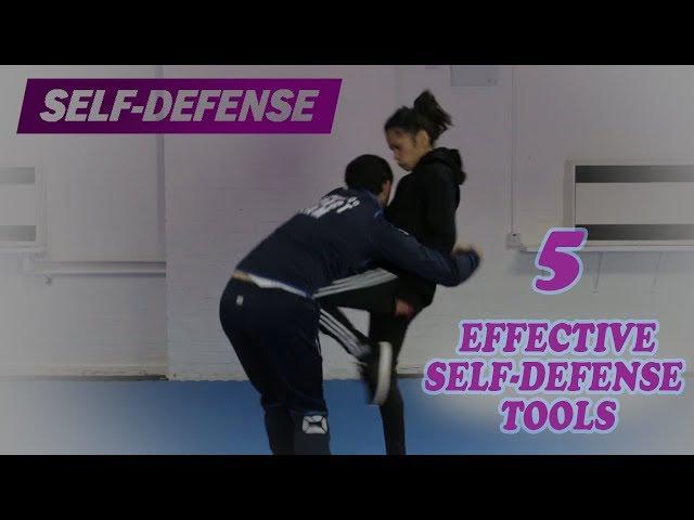 Self Defense: 5 Effective Self-Defense Tools