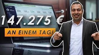 147.275 € An EINEM TAG? AMAZON FBA , Was verdient man als AMAZON FBA Händler