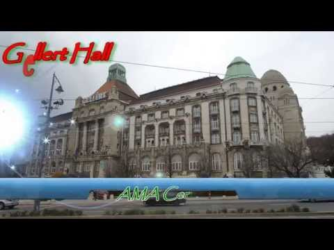JULIANA'S WORLD TRAVEL AND TOURS: AMA Certo-Gellert Hall in Budapest