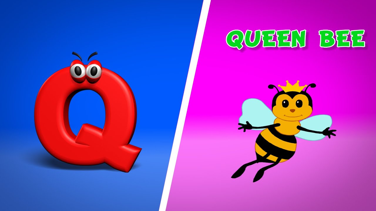Letter Words With R And Q