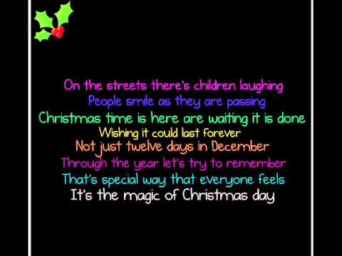 celine dion the magic of christmas day 0001 - YouTube