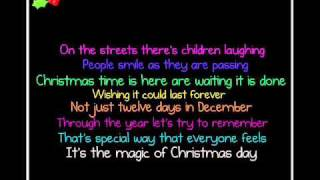celine dion   the magic of christmas day 0001