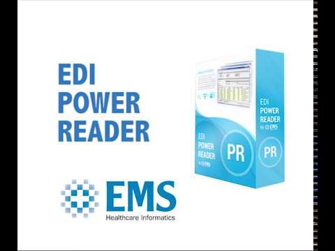 EDI code reader, 835 Reader, EDI Converter for HIPAA revenue