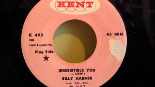 BILLY HARNER - IRRESISTIBLE YOU
