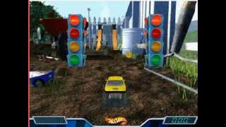 PC Hot Wheels Stunt Track driver 2 Get'n Dirty  part 1