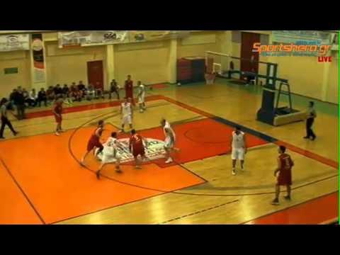 ΑΠΟΣΠΑΣΜΑ από το LIVE Streaming Φάρος Κερατσινίου-Ίκαρος Ν Σμύρνης - www.sportshero.gr