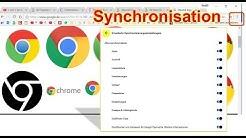 Wenn Google Chrome Browser öfters hängt oder langsam ist, dann die Synchronisation ausschalten
