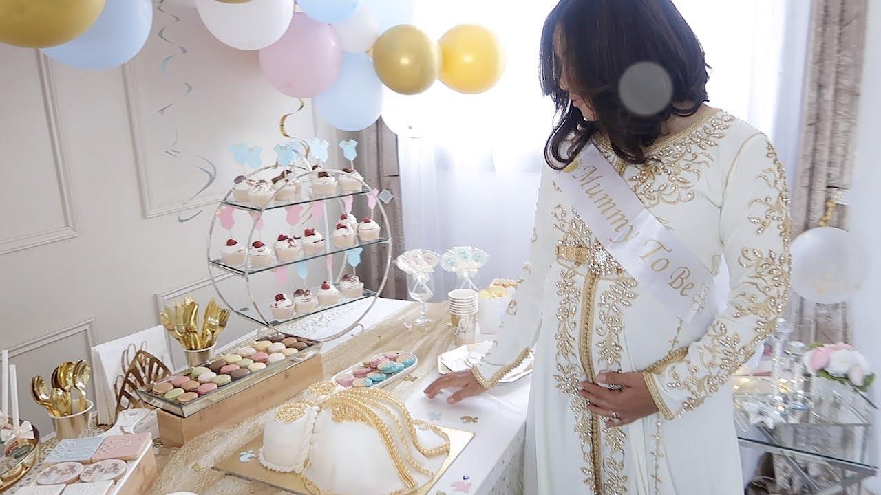 Gender Reveal PARTY !! - Fille ou Garçon ? | Mes Préparatifs & idées pour une  Baby Shower 🎈