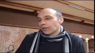 Jacques  Halbronn, bref entretien  avec  Emmanuel  leroy, Lyon