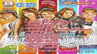 Banh Chob Trem Saek By Chhorn Sovannreach RHM CD vol 372