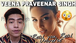 """Veena Praveenar Singh : Road to Miss Universe Thailand 2020 ??? """"Real You Real Universe"""" REACTION"""