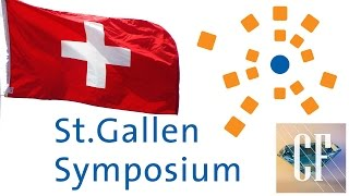 I'm Going to Switzerland for a Symposium!
