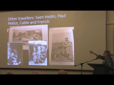 Frances Wood - From Buddhism to Nestorian Christianity
