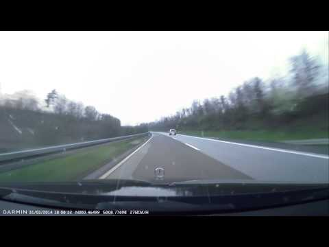 E63 AMG Autobahn 45 mit 300 km/h