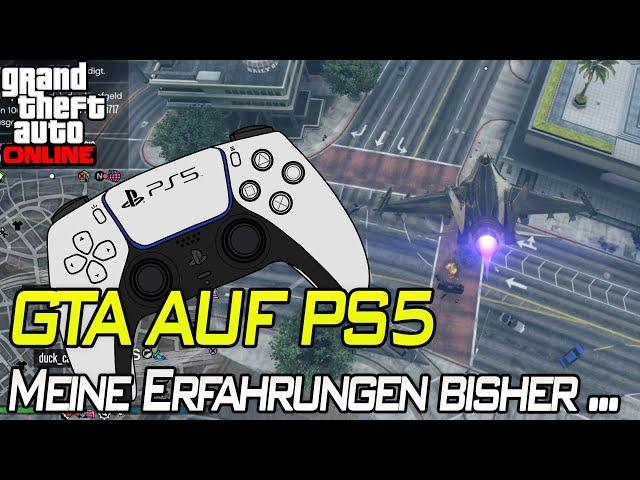 So läuft Gta Online auf der PS5..| Gta 5 Online
