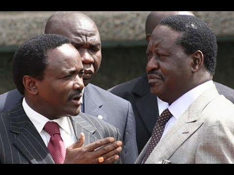 Why the ICC has been asked to probe Raila Odinga and Kalonzo Musyoka