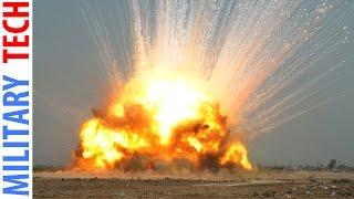 WORLDS LARGEST Non Nuclear GBU-43 B Massive Ordnance Air Blast
