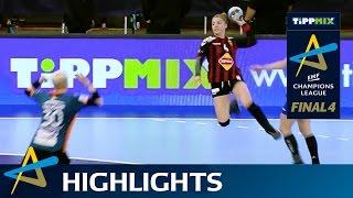 CSM Bucuresti vs HC Vardar | Highlights | TIPPMIX EHF FINAL4