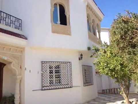 A VENDRE VILLA A BOUMHAL CITE BEL AIR/ AGENCE TRUST IMMOBILIERE
