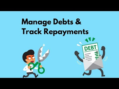 Manage Debt & Track Repayment With Money Lover