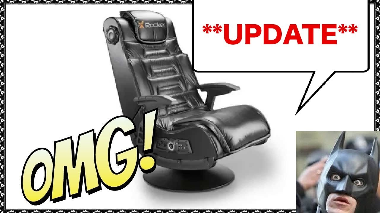 update reviewing best gaming chair x rocker wireless gaming chair