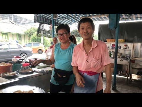 Chinese Roti Canai At Sizzling Speed In Batu Pahat !