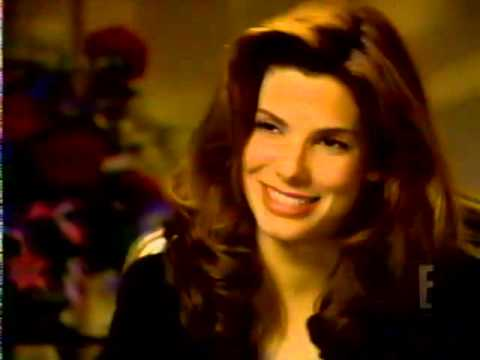 E! Features -- Sandra Bullock interview (1995)