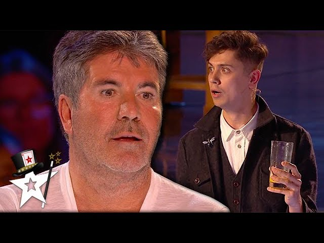 Simon Cowell Cant Believe His Eyes! Magician SHOCKER on BGT 2019 | Magicians Got Talent
