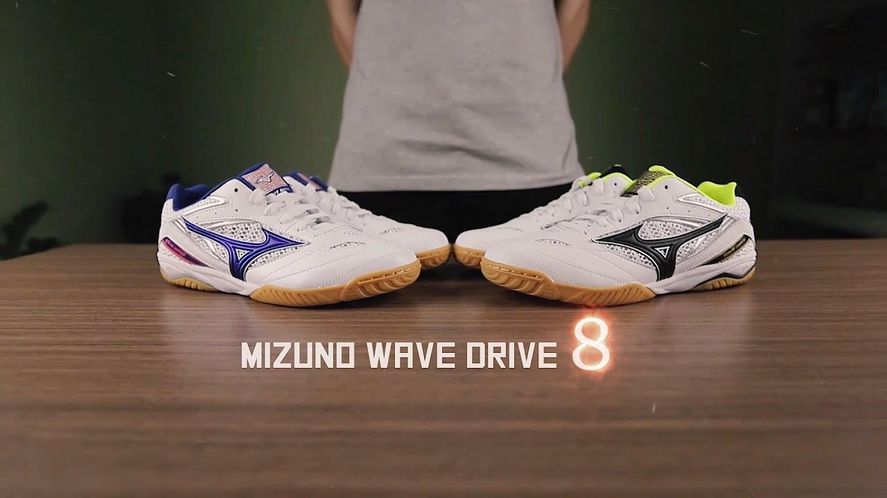 tenis mizuno wave drive ii