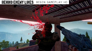 Beyond Enemy Lines - Begin Gameplay PC STEAM HD