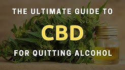 How To Use CBD For Alcohol Withdrawal