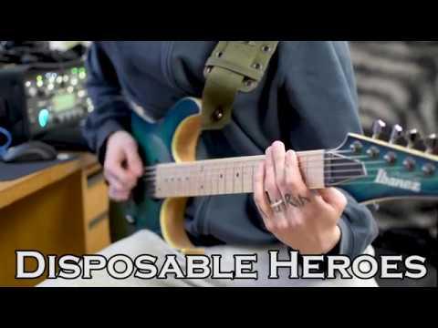 Metallica HARDEST Songs On Rhythm Guitar