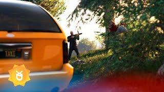GTA 5 ROLEPLAY | YDDY:RP #28 - ТАКСИ-ВИКТОРИНА (ПРЕСТУПНИК)