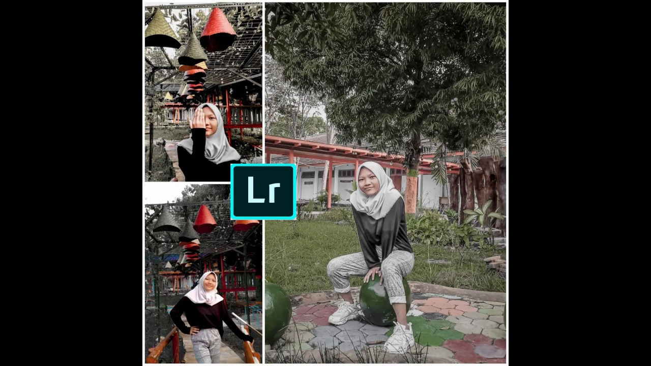 Cara edit foto menggunakan lightroom ala selebgram - YouTube