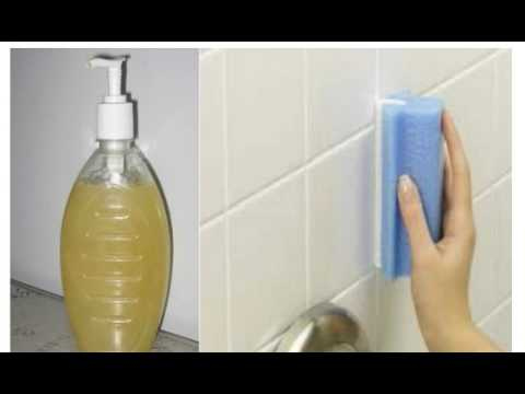 The remedy for the fungus ( mold ) in the bathroom. The test .