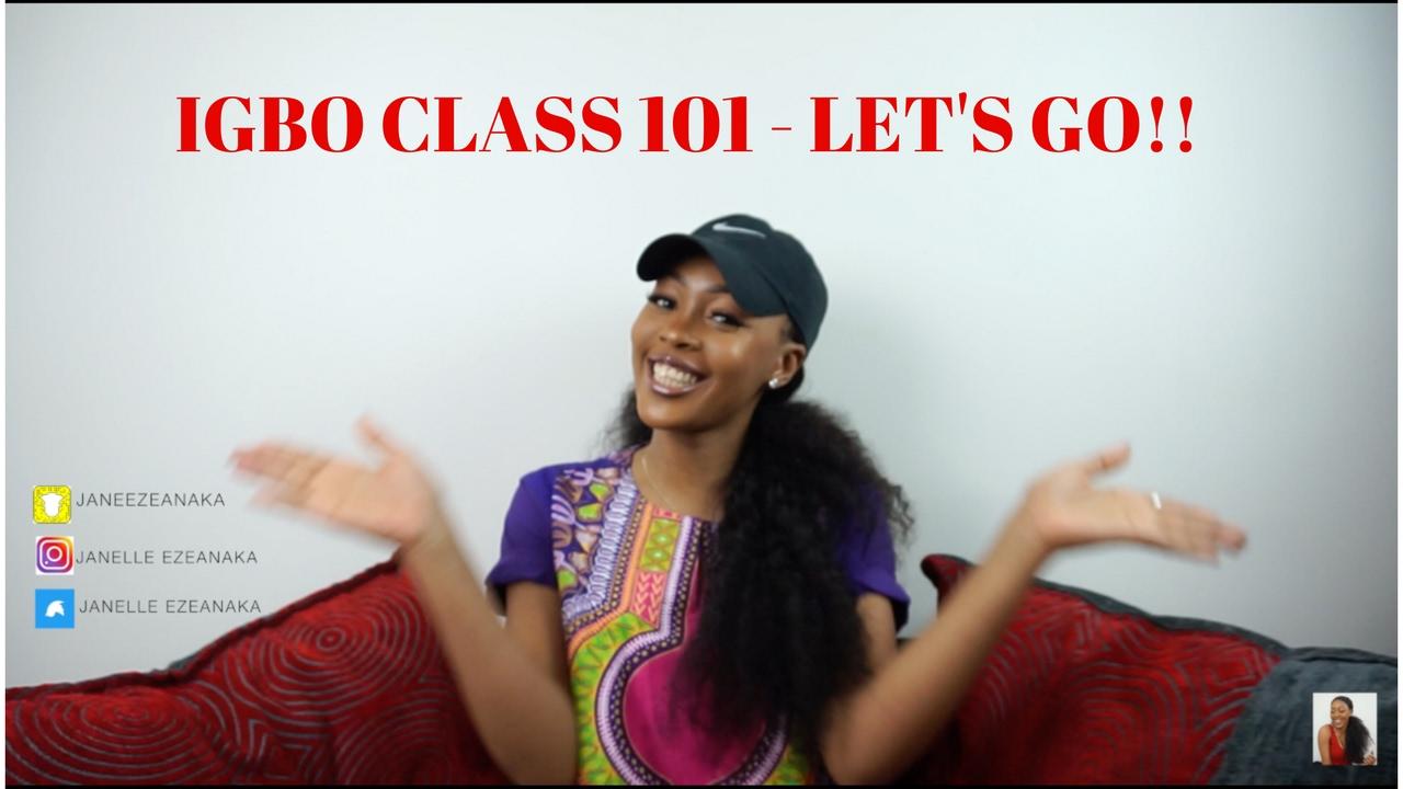 Download IGBO CLASS 1 - LEARNING THE IGBO LANGUAGE   HOW TO SPEAK IGBO   JANE EZEANAKA