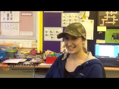 National Apprenticeship Week 2018 -  Emma