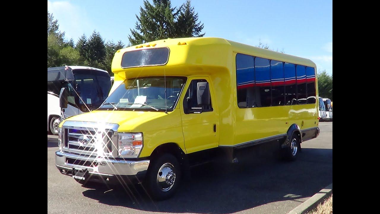 Northwest Bus Sales - 2004 Ford Champion 12 Passenger + 2 ...  |Passenger Shuttle Buses