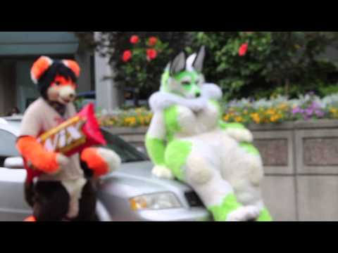 Pittsburgh Welcomes Anthrocon 2014