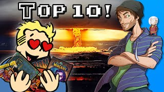 Top 10 Games for the END OF THE WORLD! - SpaceHamster
