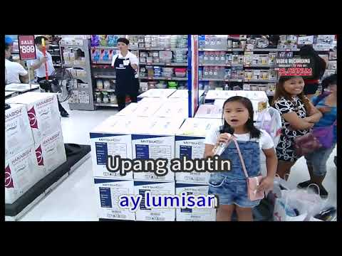 Random Kid at the mall covers Maghihintay Muli by Jona