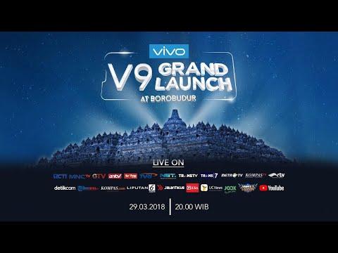 Vivo V9 Grand Launch at Borobudur