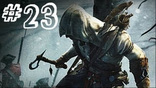 Assassin's Creed 3 Gameplay Walkthrough Part 23 - The Hard Way - Sequence 5