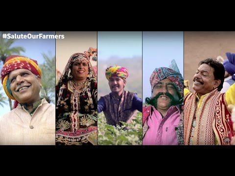 Salute Our Farmers