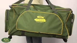 BagXXL большая рыболовная сумка Kibas